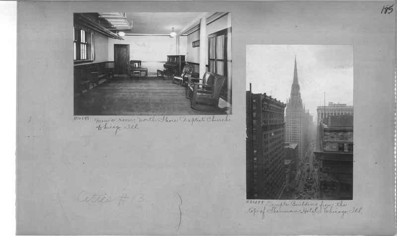 Mission Photograph Album - Cities #13 page 0185