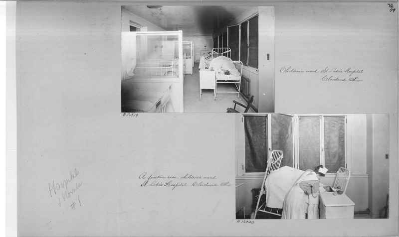 Mission Photograph Album - Hospitals and Homes #1 page 0079