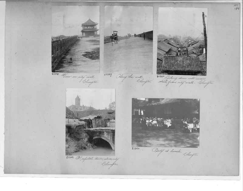 Mission Photograph Album - China #10 pg. 0189