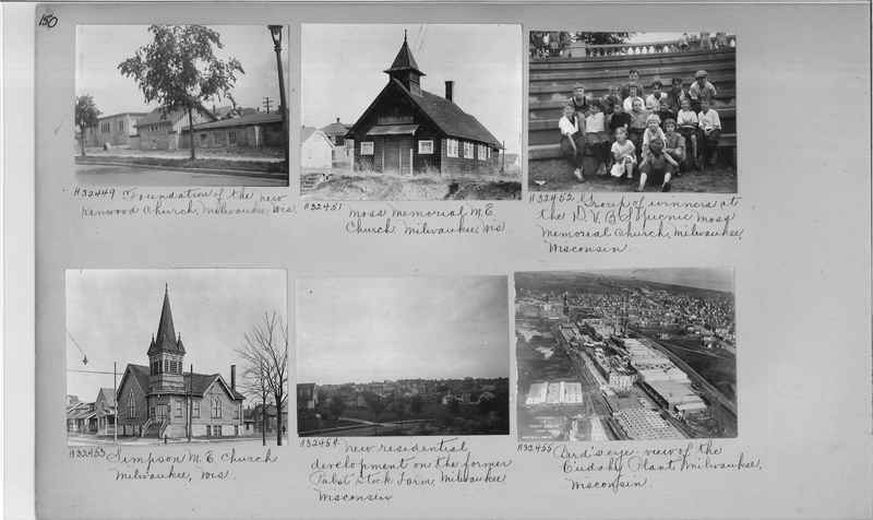 Mission Photograph Album - Cities #14 page 0150