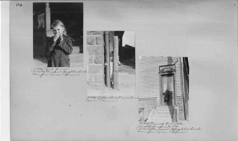 Mission Photograph Album - Cities #9 page 0172