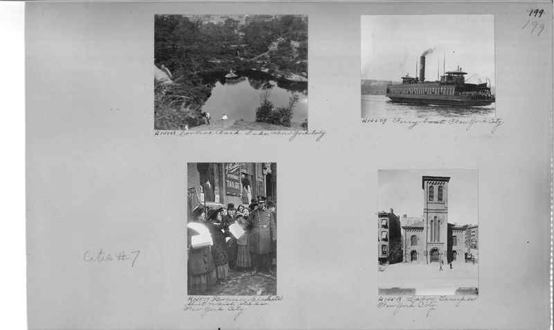 Mission Photograph Album - Cities #7 page 0199