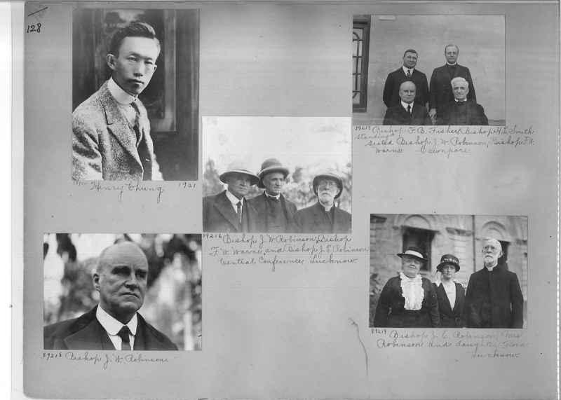 Mission Photograph Album - Portraits #3 page 0128