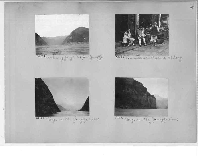 Mission Photograph Album - China #11 pg. 0118