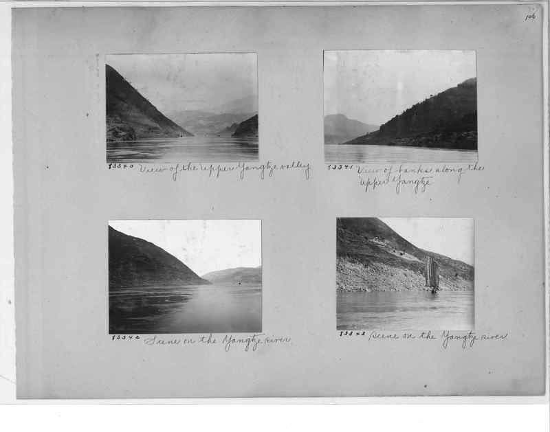 Mission Photograph Album - China #11 pg. 0106