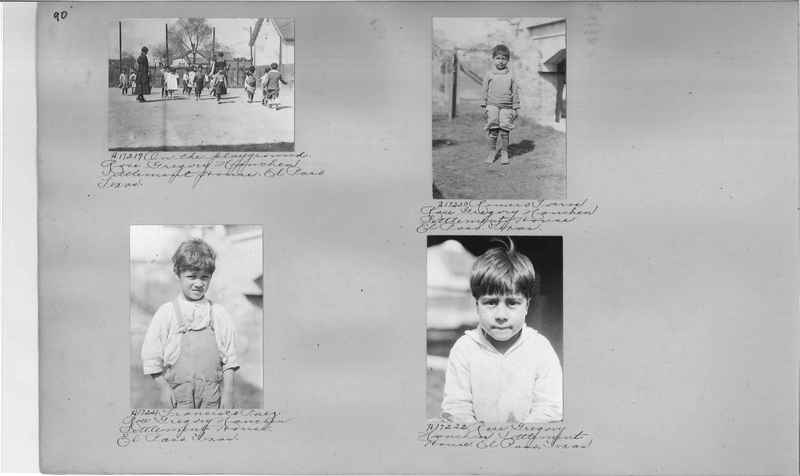 Mission Photograph Album - Cities #9 page 0090