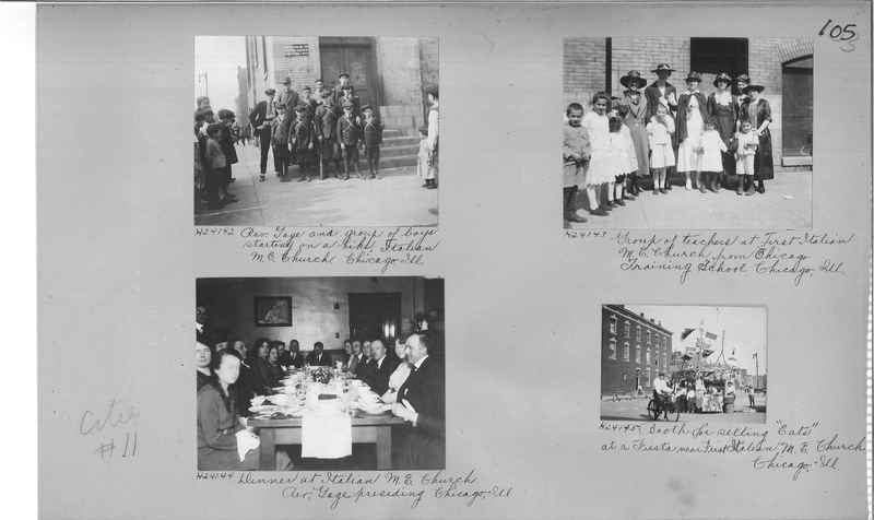 Mission Photograph Album - Cities #11 page 0105