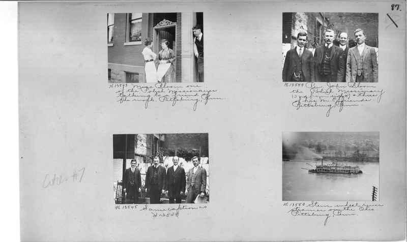 Mission Photograph Album - Cities #7 page 0087