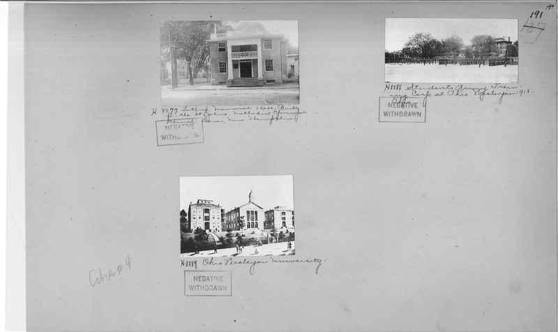 Mission Photograph Album - Cities #4 page 0191