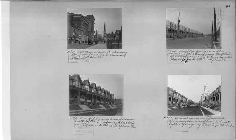 Mission Photograph Album - Cities #4 page 0151