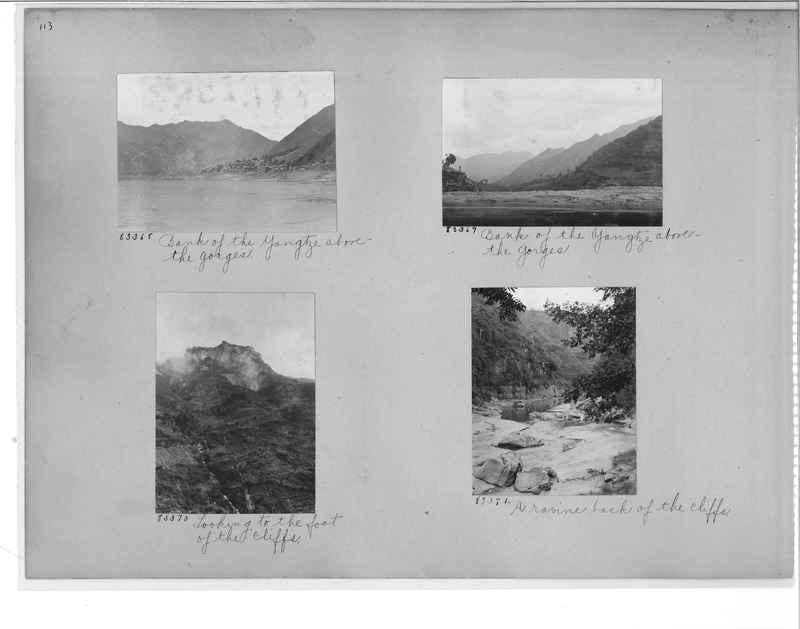 Mission Photograph Album - China #11 pg. 0113