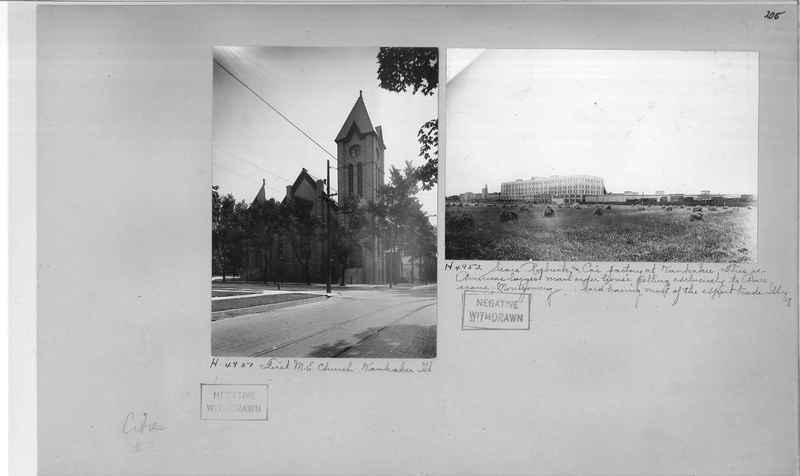 Mission Photograph Album - Cities #2 page 0205