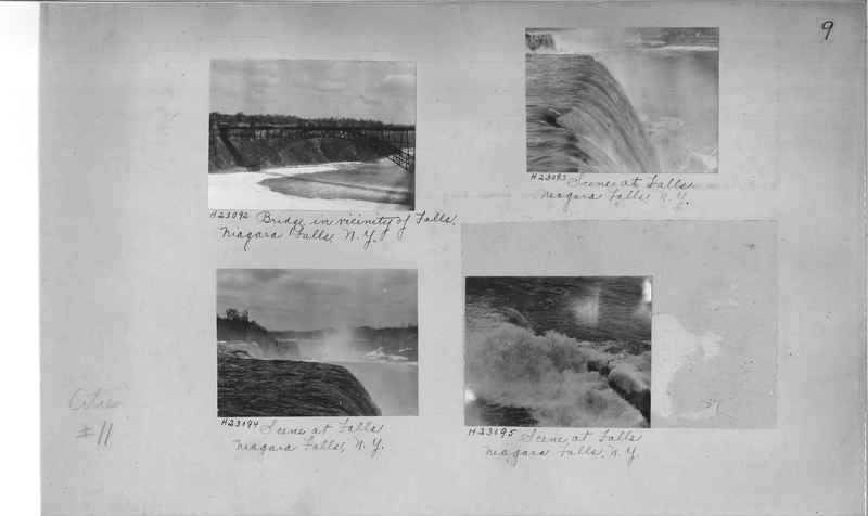 Mission Photograph Album - Cities #11 page 0009