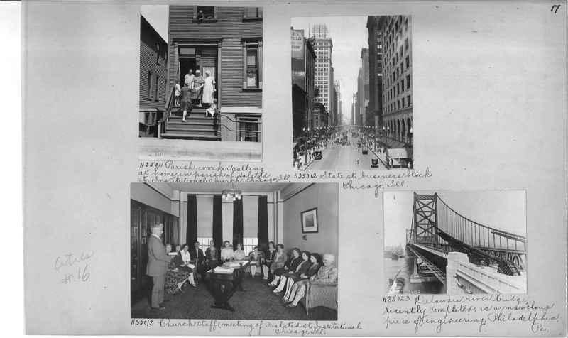 Mission Photograph Album - Cities #16 page 0017