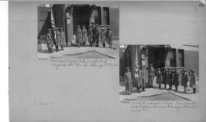 Mission Photograph Album - Cities #14 page 0105