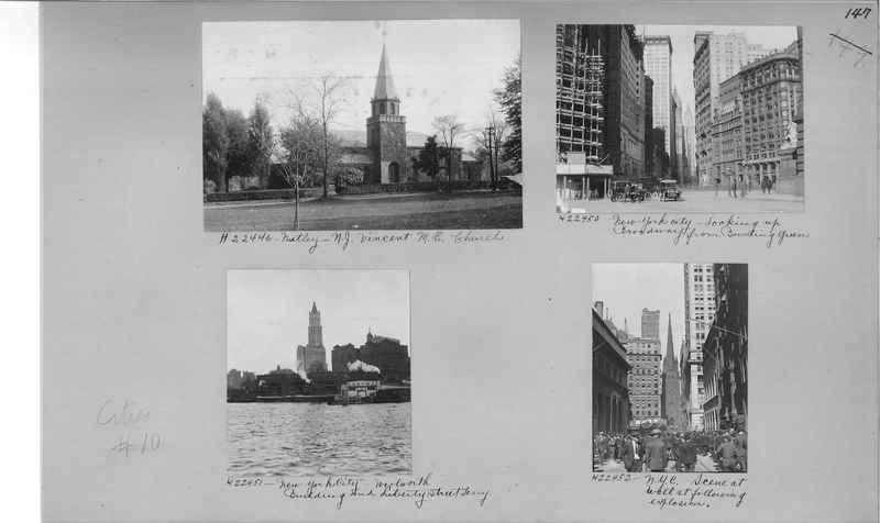 Mission Photograph Album - Cities #10 page 0147