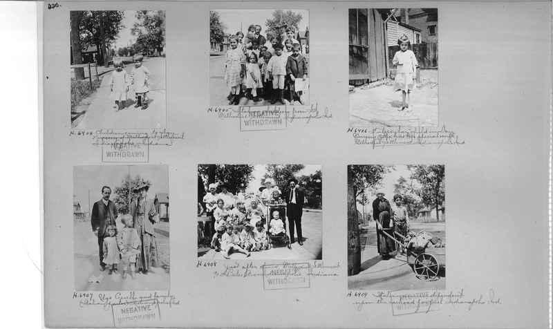 Mission Photograph Album - Cities #3 page 0220