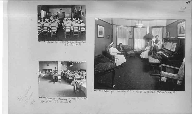Mission Photograph Album - Hospitals and Homes #1 page 0175