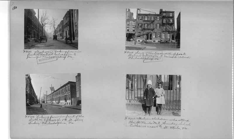 Mission Photograph Album - Cities #4 page 0150