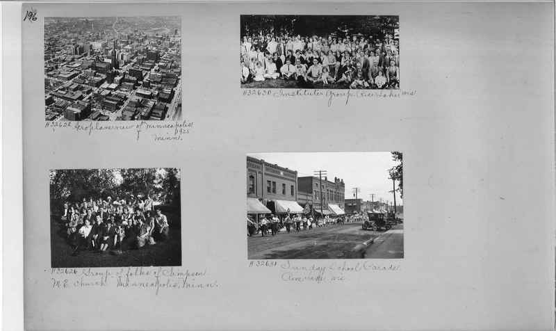 Mission Photograph Album - Cities #14 page 0196