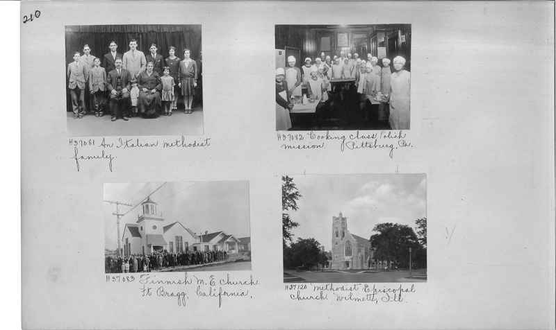 Mission Photograph Album - Cities #16 page 0210