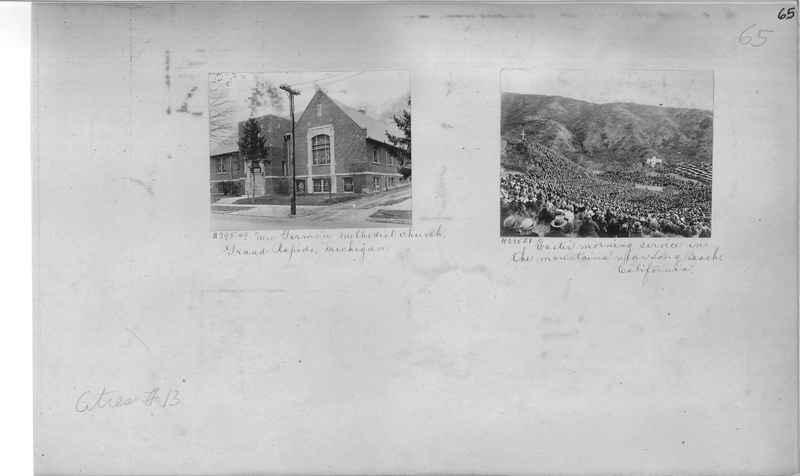 Mission Photograph Album - Cities #13 page 0065