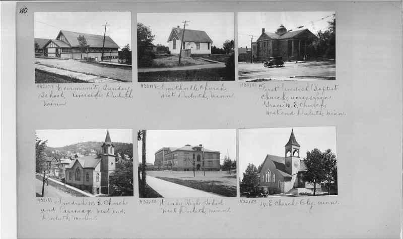 Mission Photograph Album - Cities #14 page 0110