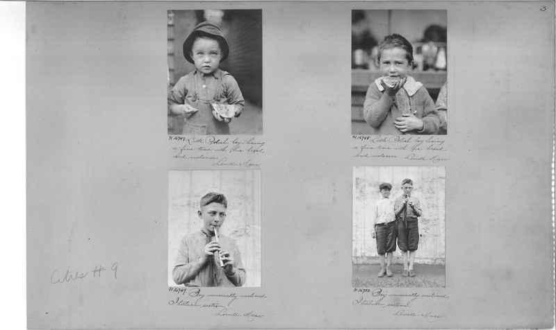 Mission Photograph Album - Cities #9 page 0003