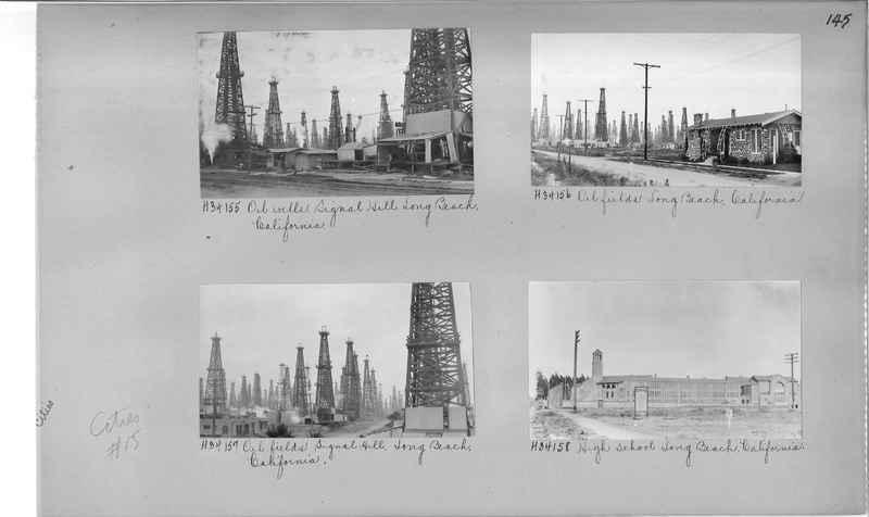 Mission Photograph Album - Cities #15 page 0145
