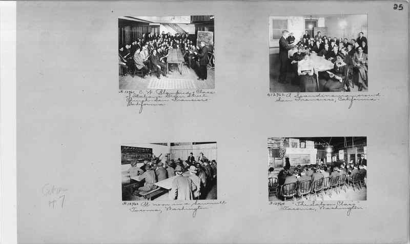 Mission Photograph Album - Cities #7 page 0025