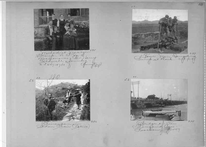 Mission Photograph Album - China #1 page  0111