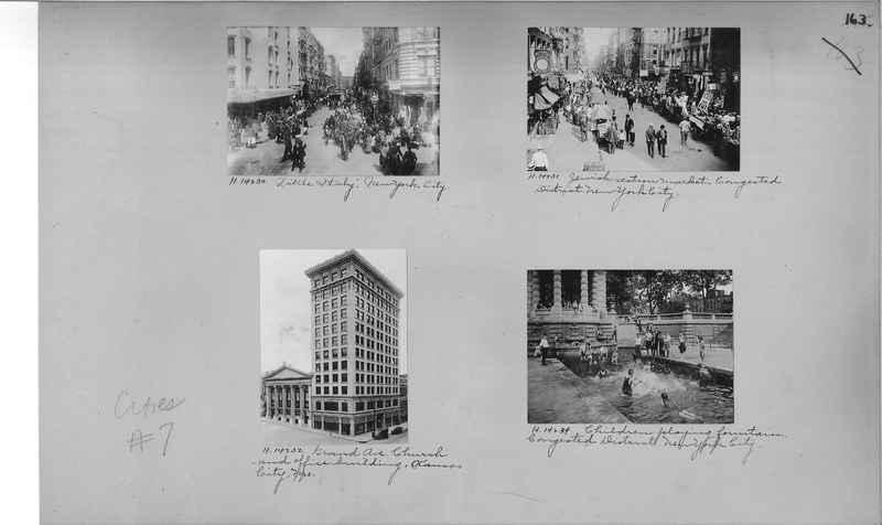 Mission Photograph Album - Cities #7 page 0163
