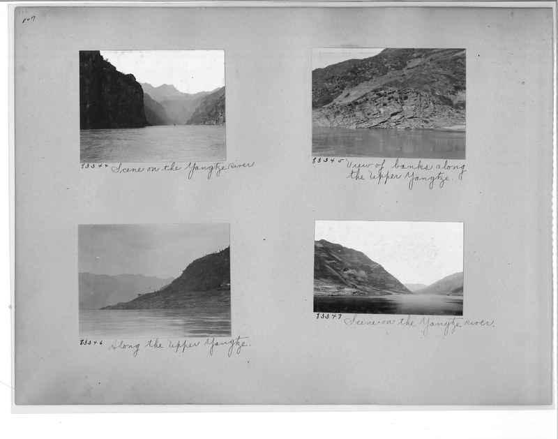 Mission Photograph Album - China #11 pg. 0107