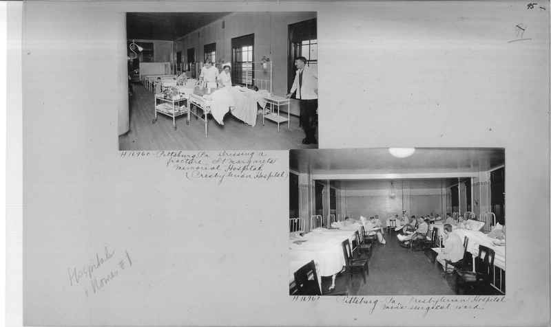 Mission Photograph Album - Hospitals and Homes #1 page 0095