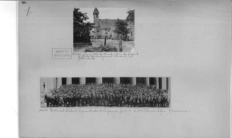 Mission Photograph Album - Cities #3 page 0086