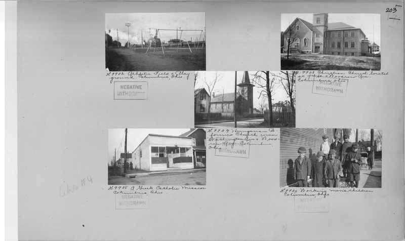 Mission Photograph Album - Cities #4 page 0203