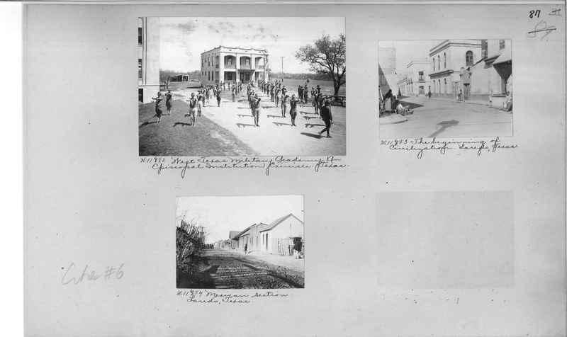 Mission Photograph Album - Cities #6 page 0087
