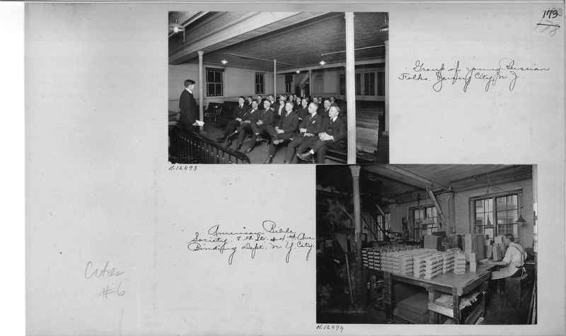 Mission Photograph Album - Cities #6 page 0173
