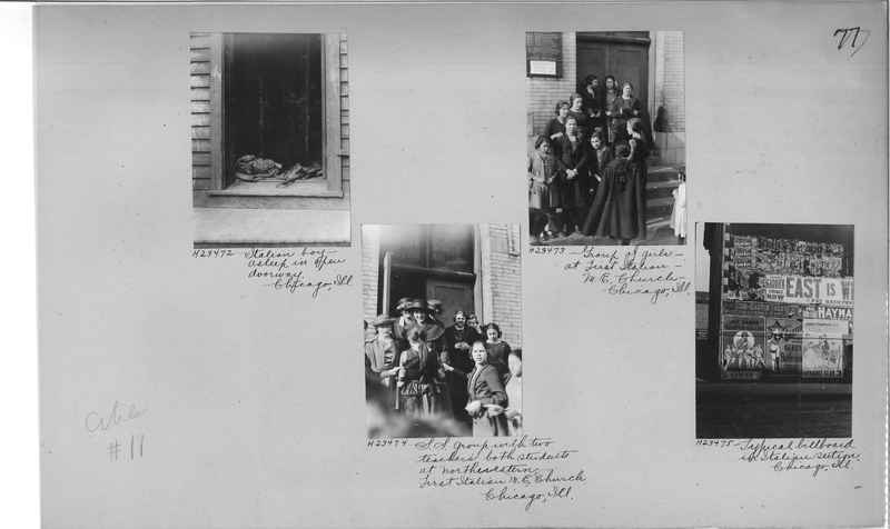Mission Photograph Album - Cities #11 page 0077