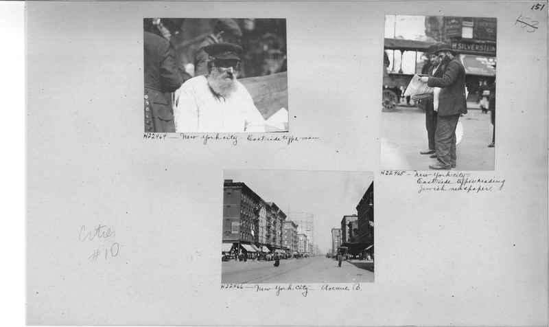 Mission Photograph Album - Cities #10 page 0151
