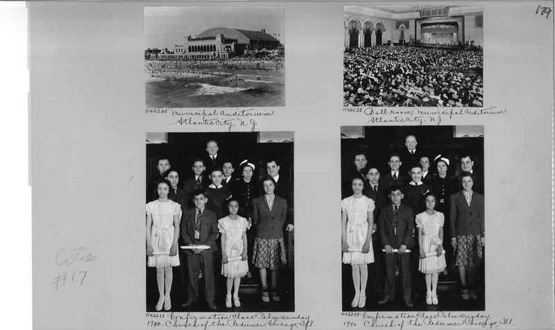 Mission Photograph Album - Cities #17 page 0179
