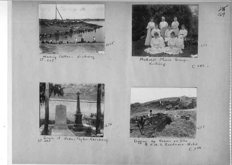 Mission Photograph Album - China #1 page  0169