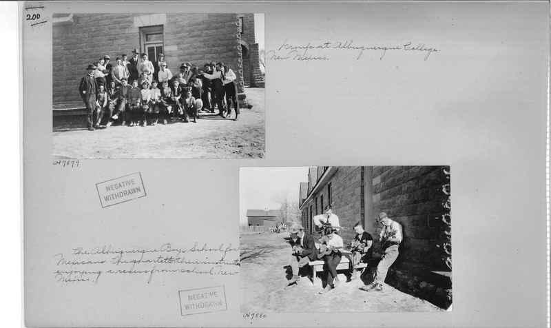 Mission Photograph Album - Cities #4 page 0200