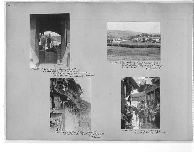 Mission Photograph Album - China #11 pg. 0084