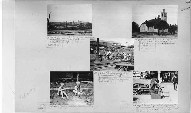 Mission Photograph Album - Cities #3 page 0129