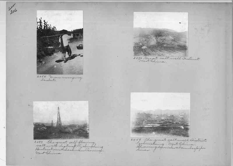 Mission Photograph Album - China #1 page  0206