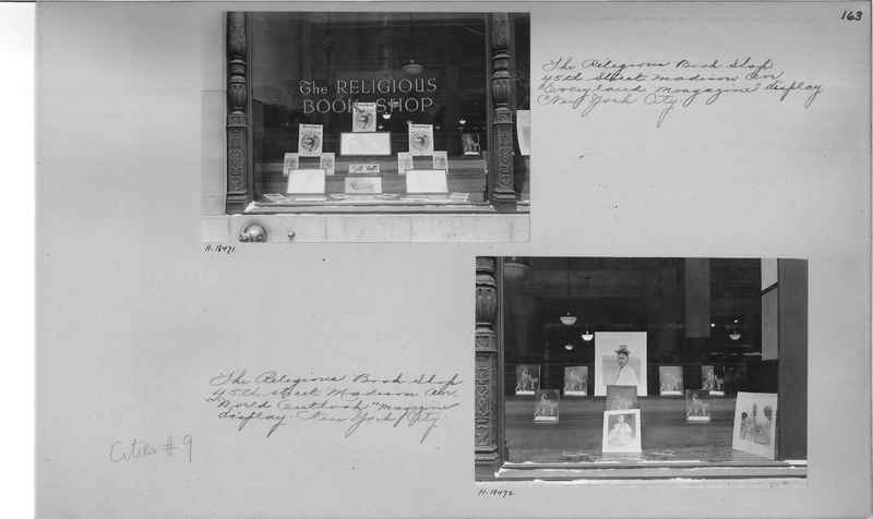 Mission Photograph Album - Cities #9 page 0163