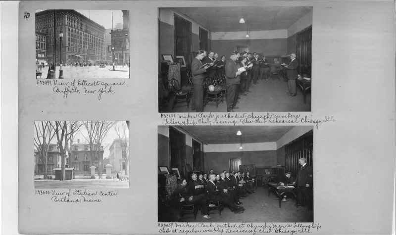 Mission Photograph Album - Cities #15 page 0010