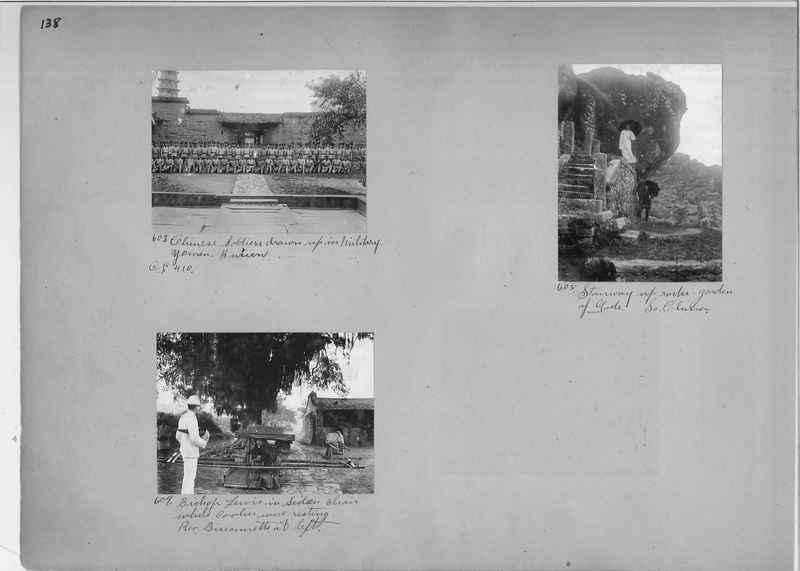 Mission Photograph Album - China #1 page  0138