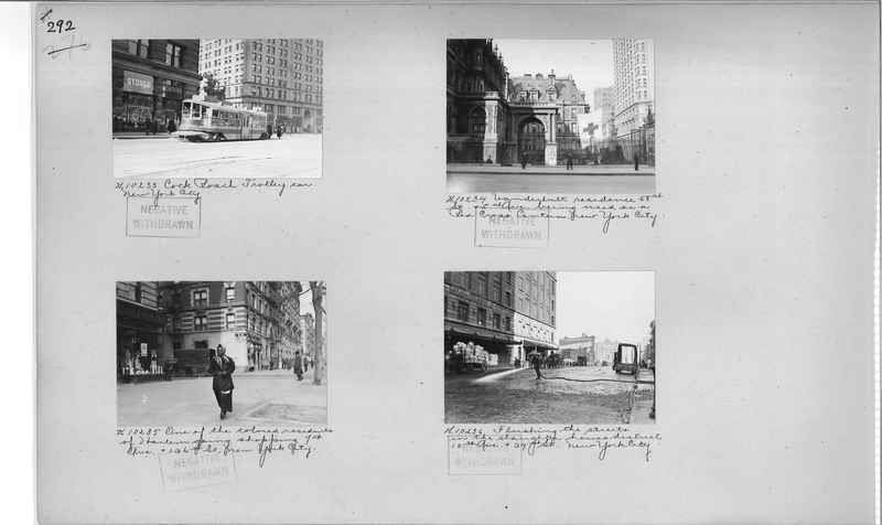 Mission Photograph Album - Cities #4 page 0292
